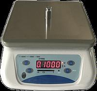 Електронні ваги порційні ВТД-ФД, 3кг