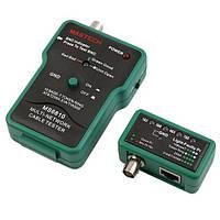 Тестер кабеля Mastech MS6810