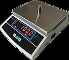 Электронные весы фасовочные 15кг ВТД-Т3 с защитным чехлом, фото 2