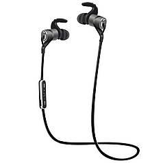 ϞBluetooth гарнітура Moloke D9 Black вакуумна стерео бездротова для смартфонів і планшетів блютуз 5.0