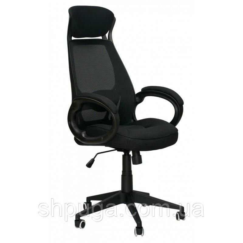 Крісло офісне Special4You Briz black E0444