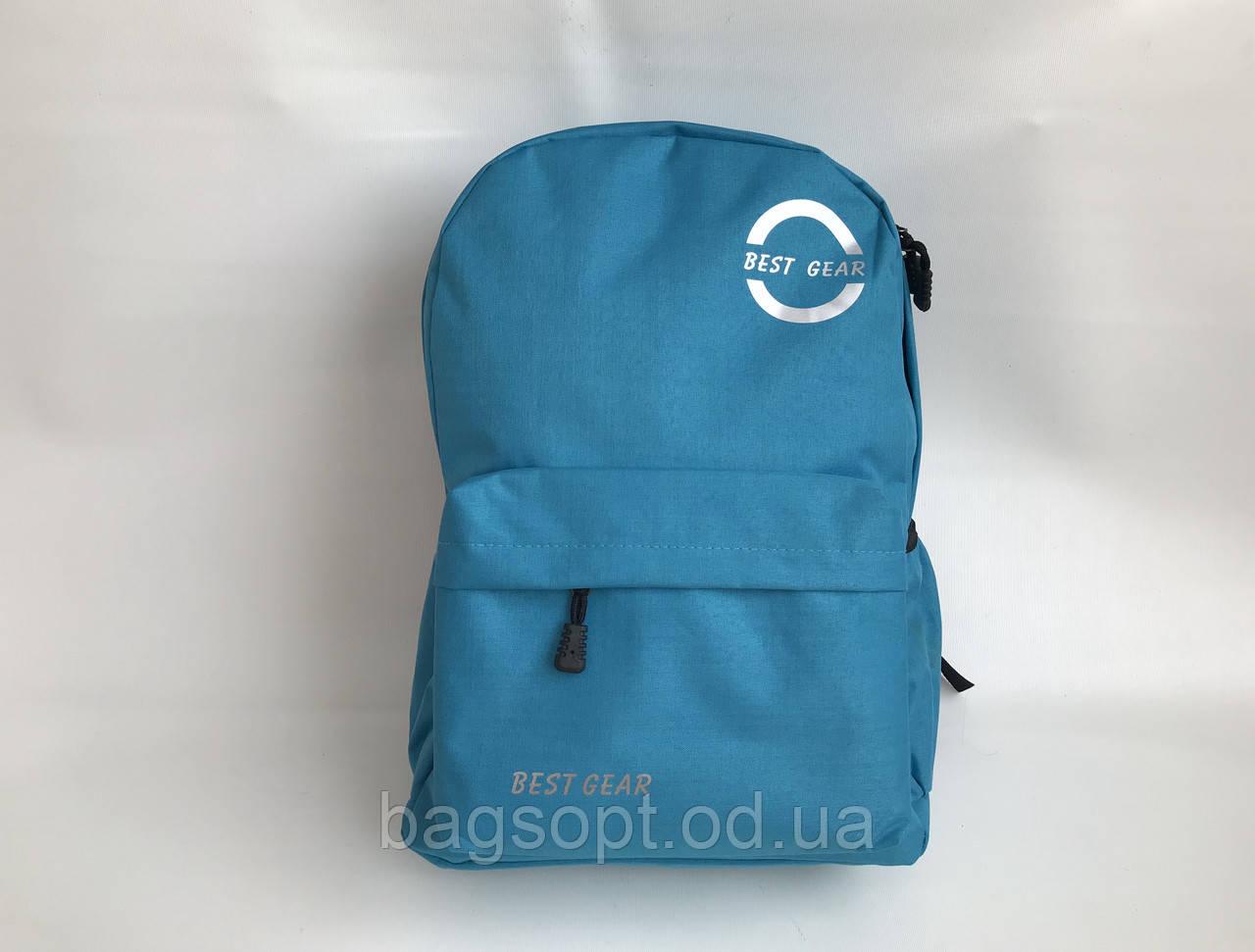 Текстильный рюкзак спортивный универсальный с карманом для ноутбука 15,6 Одесса 7 км