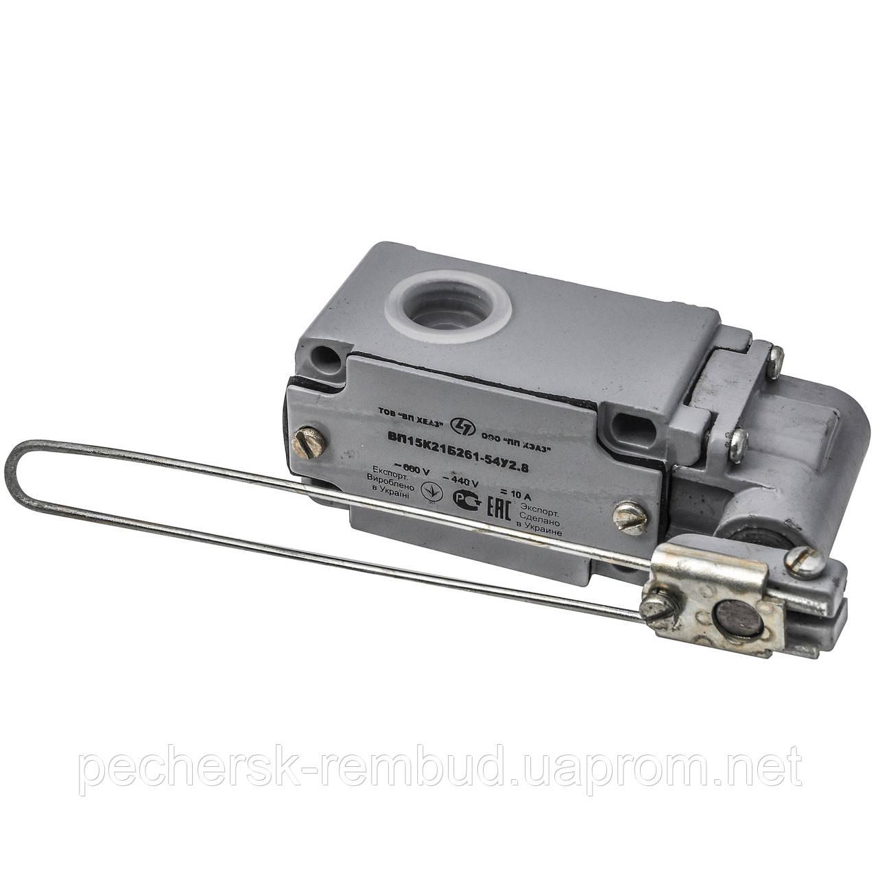 Выключатель путевой  ВП15 К 21Б 261 -54У2.3(8)