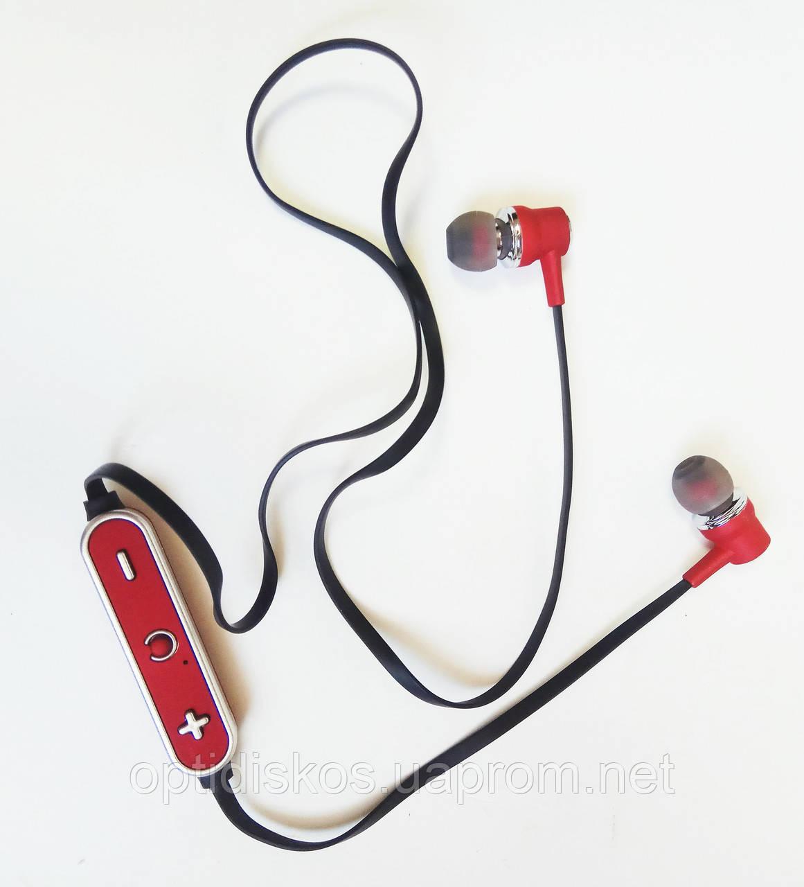Беспроводные bluetooth наушники с микрофоном, SQ-BT08