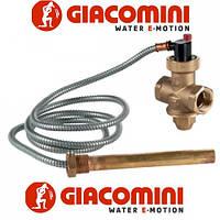 Предохранительный термический сбросной клапан 3/4 с двойным предохранительным датчиком Giacomini