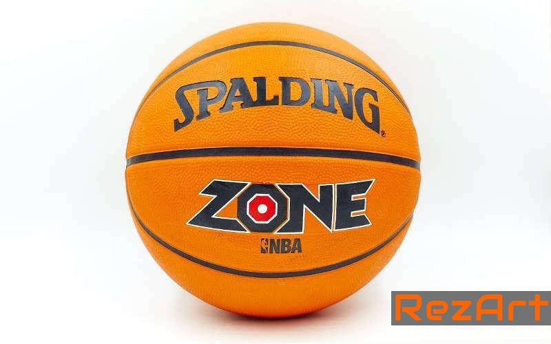 Мяч баскетбольный SPALDING ZONE BRICK №7