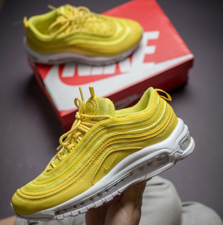 32978dfeb519a9 Nike Air Max 97 UL '17 Yellow | кроссовки женские; желтые; рефлектив ...