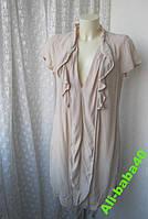 Платье женское легкое лето вискоза бренд Expresso р.46-48