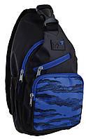 Рюкзак на одной лямке YES 557163 Indigo