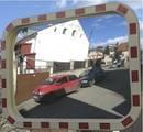 Зеркала дорожные обзорные прямоугольные для обеспечения безопасности на дорогах