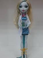 Кукла Monster High Лагуна Блю в классе - Lagoona Blue Classroom Doll б/у