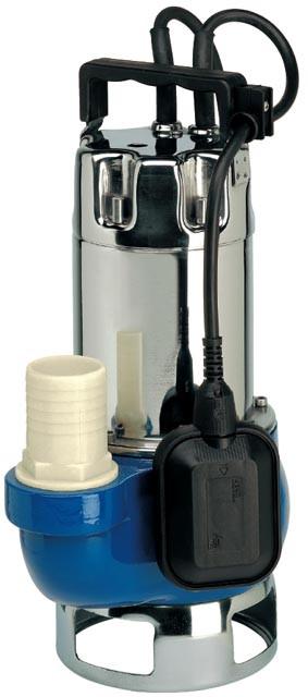 Насос дренажный Speroni SXG 1000 AV комплектующие