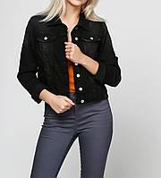Куртка женская Stradivarius 2580/539/001 M Черный (02580539001030)