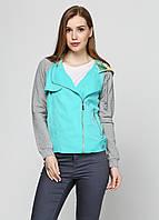Куртка женская Axel 1408-0149 L Серо-бирюзовый (1408-0149079405)
