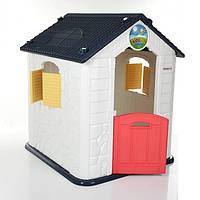 Детский игровой домик Белый, фото 1