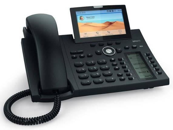 IP телефон Snom D385, фото 2