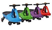 Детская машинка каталка Smart car Kidigo (полиуретановые колеса)