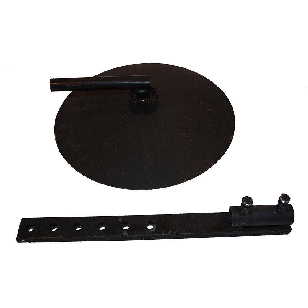 Окучник дисковый для мотоблока (комплект из двух дисков D=360 мм)