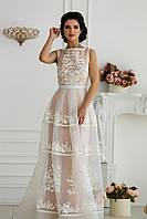Ексклюзивна сукня, фото 1