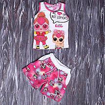 Набор майка и шорты, фото 3