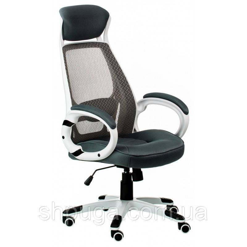 Кресло офисное Special4You Briz grey