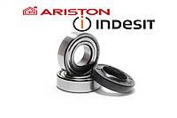 Подшипники стиральной машины Indesit/Ariston SKF 204, SKF 205 и сальник 30х52х10/12