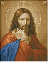 Набор для вышивания крестиком Спаситель. Размер: 29*38 см