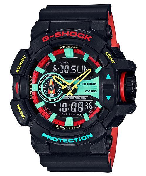 Часы Casio G-Shock GA-400CM-1A