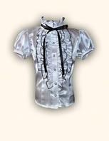 Школьные блузы, рубашки, кофточки, водолазки для девочки и мальчика