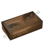 Estel enigma набор для окрашивания бровей - светлый коричневый (для блондинок)