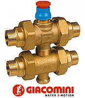 Зональный клапан вентильный  1 Giacomini