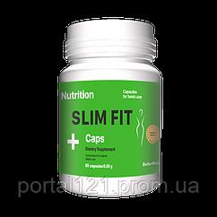 Капсулы для похудения жиросжигатель Slim Fit 60 капсул EntherMeal