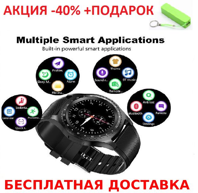 Смарт часы с Камера Bluetooth Smartwatch L9 смарт картон часы  трекер Умные часы фитнес часы Original size+Пб