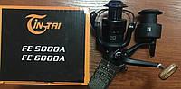 Катушка с байтраннером Jin Tai FE-5000A 7+1bb
