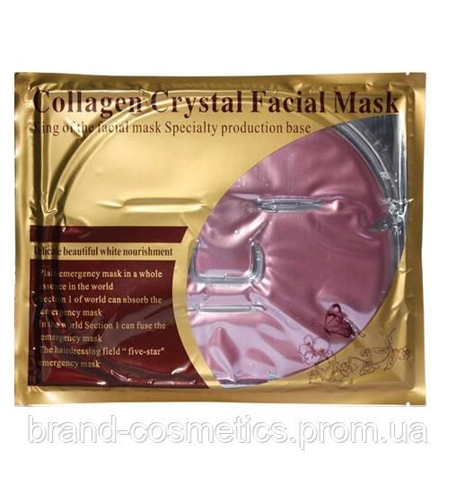 Коллагеновая маска-патч для лица Collagen Mask Pink