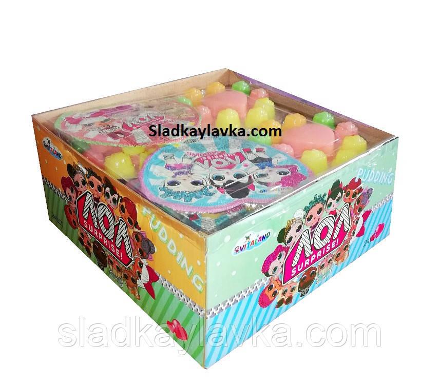 Желейна цукерка LOL Серце 24 шт (Vitaland)