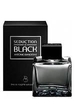 Парфюм мужской Antonio Banderas Seduction in Black 100 мл