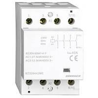 Модульный контактор 40A 4НО 230В АС Schrack BZ326442ME
