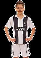 Форма футбольная детская Juventus Ronaldo 7 (XS,S,M,L,XL) 2019 NEW!, фото 1