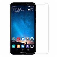 Защитное противоударное стекло для телефона  Huawei  Matte 10 lite (Хуавей, стекло, стекло для смартфона)
