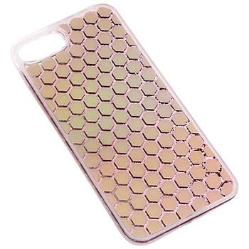 "TPU+PC чехол Mirror-Shiny Shell для Apple iPhone 7 / 8 (4.7"")"