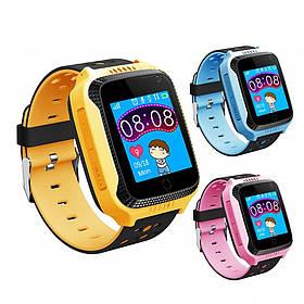 Детские часы Smart Baby watch Q529+GPS трекер (гарантия 1 месяц) ОРИГИНАЛ