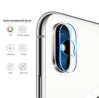 Защитное стекло на камеру для Apple iPhone XS, фото 1