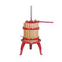 Корзиночный пресс для винограда TL 35, v=48 литров, италия