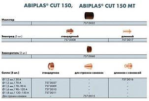 """Сопло плазменное на """"ABIPLAS"""" CUT 150 Ø от 1,2 , фото 2"""