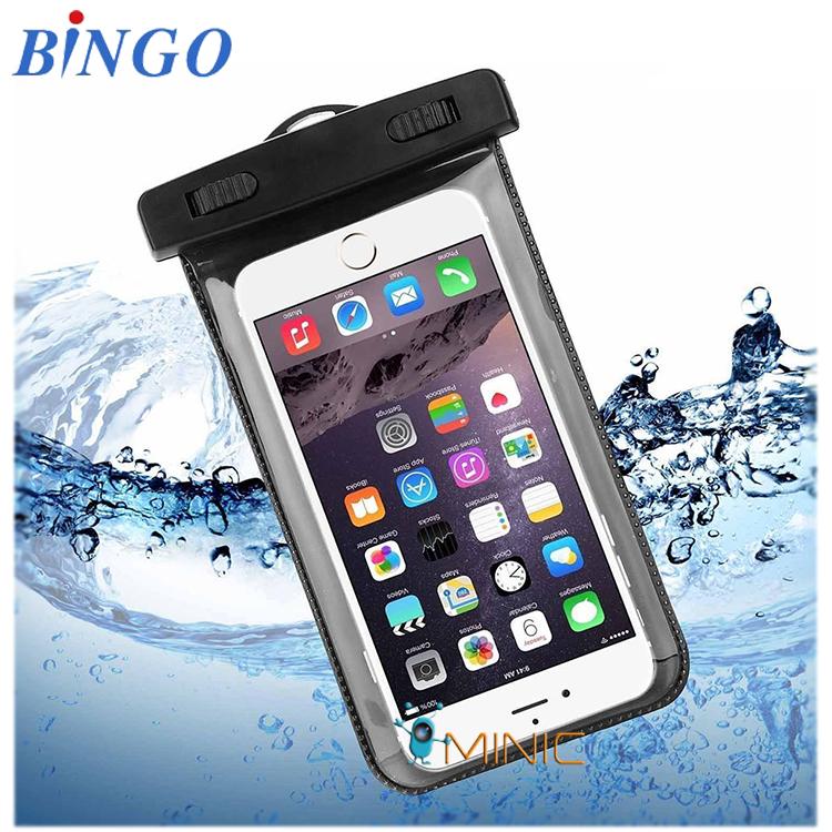 Водонепроницаемый чехол Bingo для смартфонов до 6''