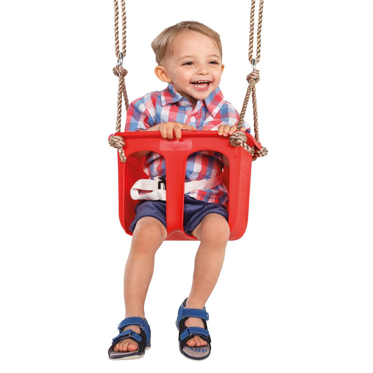 Детские качели Rigid Цельное сиденье
