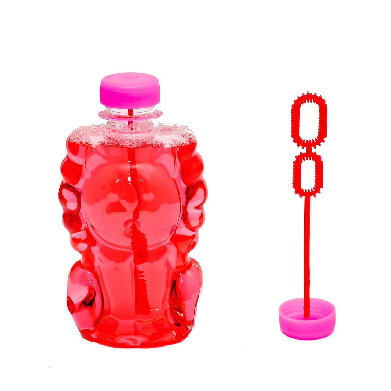 """Мыльные пузыри """"Львенок"""" 300мл, 552011"""