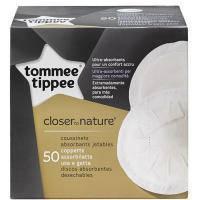 Вкладыш для бюстгальтера Tommee Tippee (50 шт) (30 033)