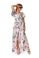 Длинное женское платье на лето (1161)